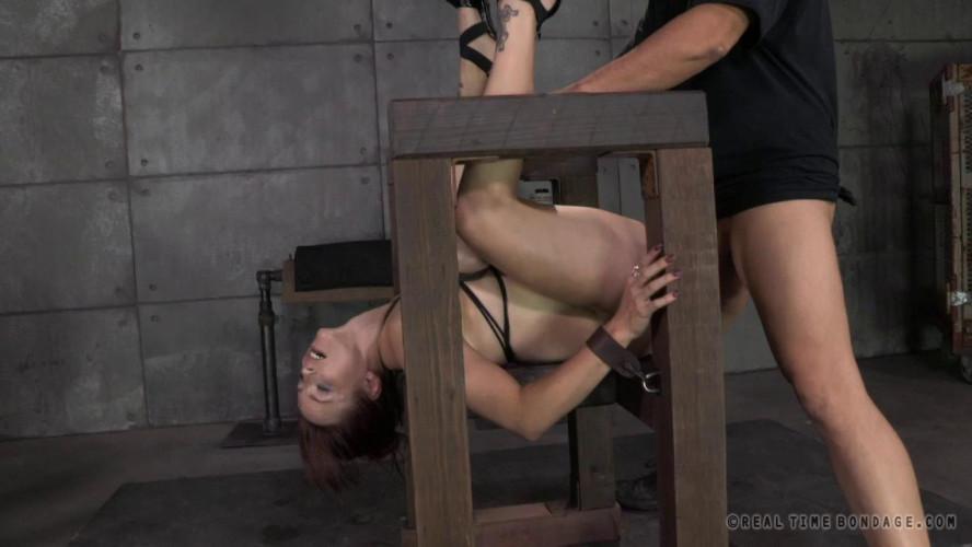 BDSM Bella Rossi gets totally destroyed!
