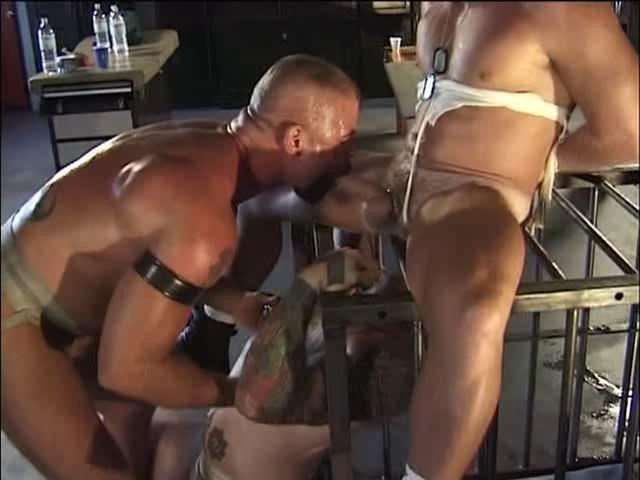 Gay BDSM Palm Springs Wet Dream