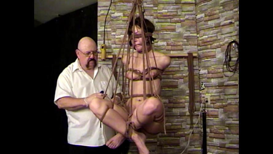 BDSM Art of the love in bondage part 5