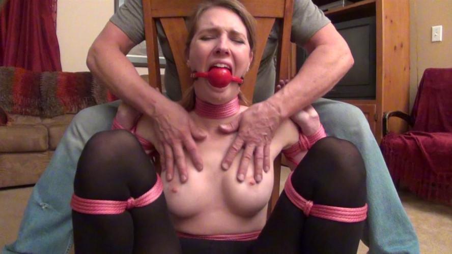 BDSM Ashley Lane Ballet Slipper Burglar Pt3