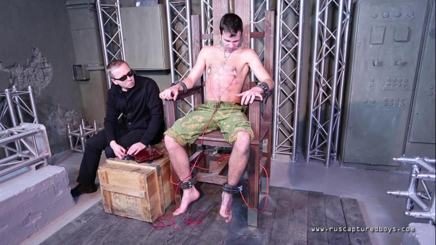 Gay BDSM Spetsnaz Prisoner - Final Part