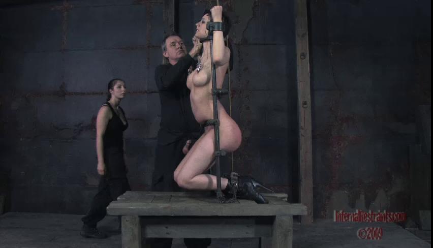 BDSM New Gold Sweet Beautifull Vip Gold Collection Infernal Restraints. Part 2.