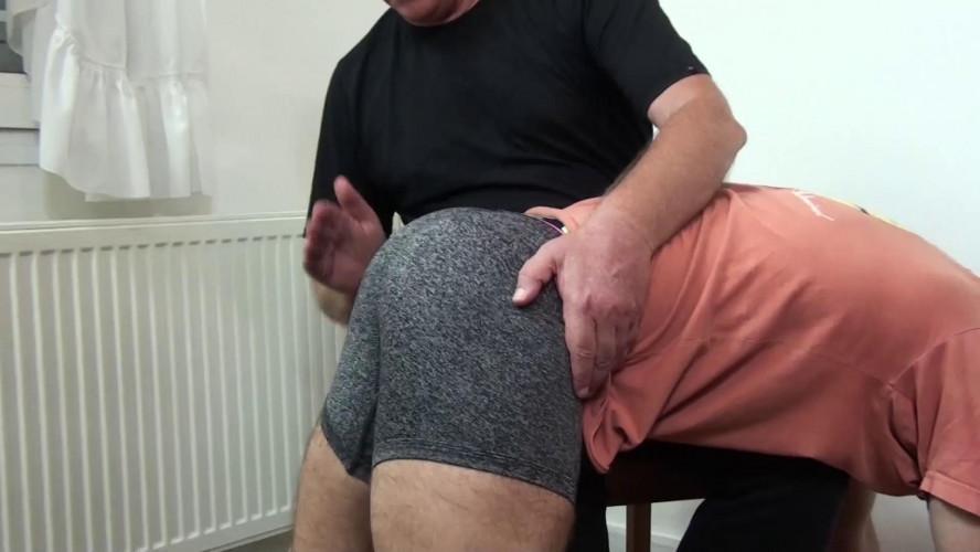 Gay BDSM Panos Maintenance Spanking