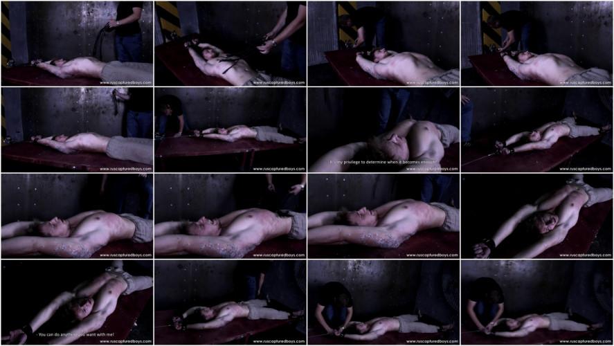 Gay BDSM The Obstinate Slave Petr - Final Part