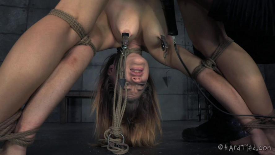 BDSM HT - A Rope Slut - Jessica Ryan and Jack Hammer
