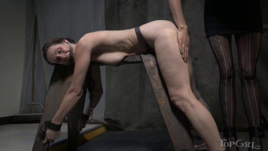 BDSM Non stop screaming orgasm - Rain DeGrey