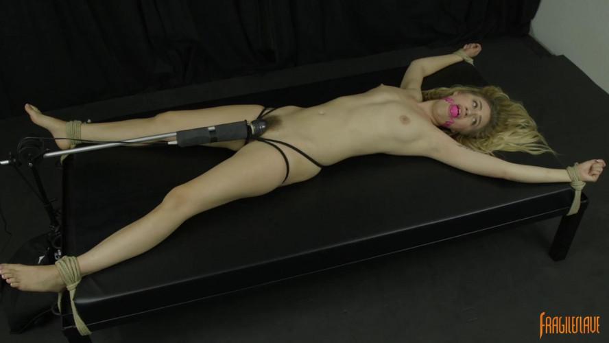 BDSM Cheerleader Spread Eagle