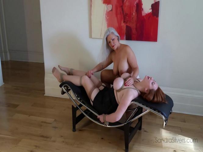 BDSM Sandra Silvers, Salena Kent, Ruth Cassidy