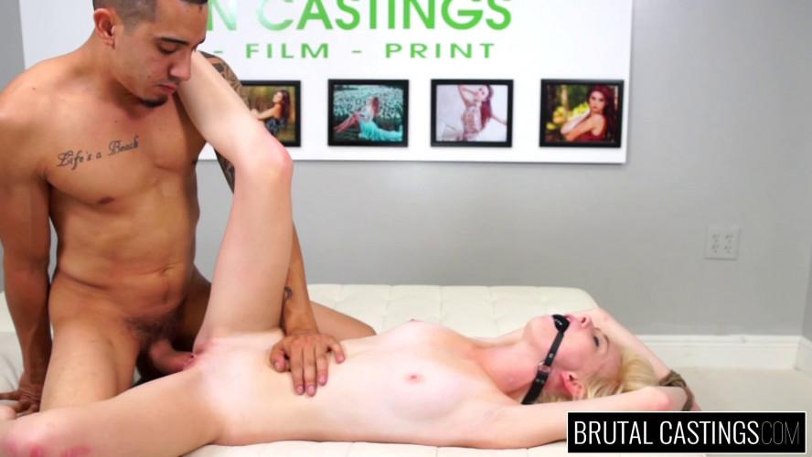BDSM Brutal Castings - Maddy Rose