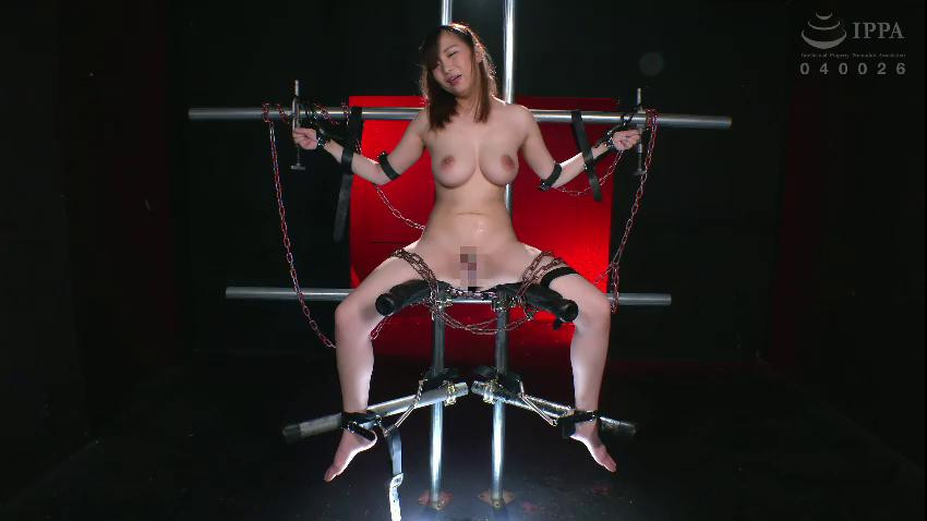 Asians BDSM Crazy Cumming Big Titted Pursuit - Rui Miura