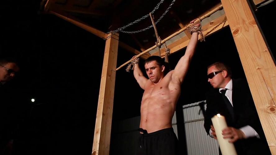 Gay BDSM RusCapturedBoys - Trap for Escaped Captives Part 12