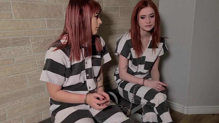 BDSM Prison Teens - Framed Part 3