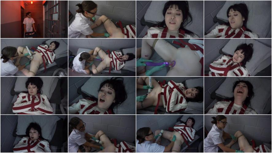 BDSM The Royal Treatment, Demented Nurse Elise - BondageLiberation