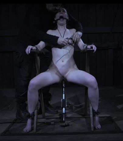 BDSM Rough Tortures For Hot Slave