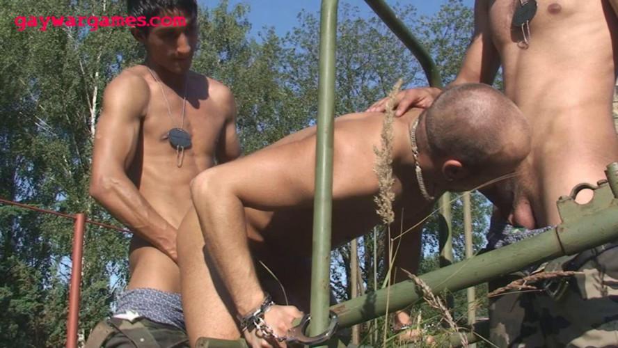 Gay BDSM New Recruit - part 03