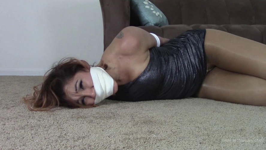 BDSM Enchantress Sahrye - Burgled and Bound