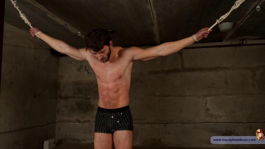 Gay BDSM Alexei as a Slave - Final Part from ruscapturedboys