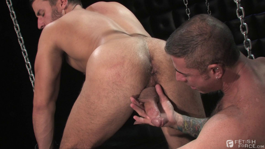 Gay BDSM This Will Hurt, Scene #02 (Nick Moretti, Logan Scott)