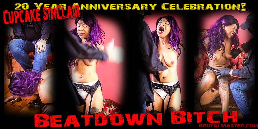BDSM BrutalMaster - Cupcake SinClair - Beatdown Bitch