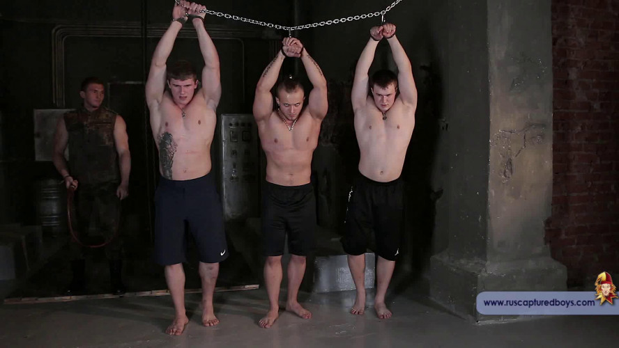 Gay BDSM Must be in captivity part 6