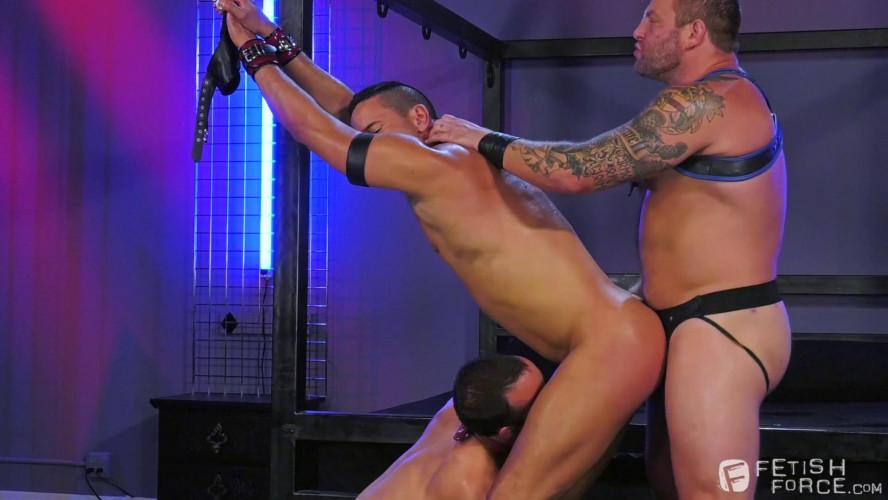 Gay BDSM Fetish Findr, Scene #05