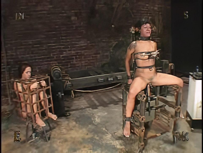 BDSM Insex - Model 33 Complete Pack (5 clips)