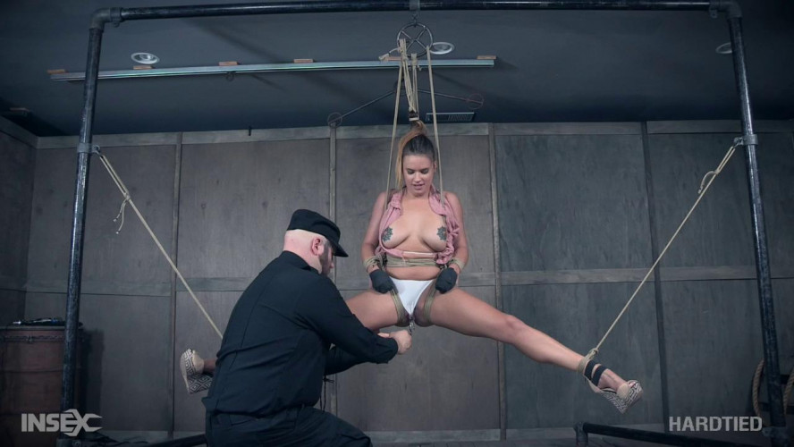BDSM Body Play - Scarlet Sade & OT - 720p