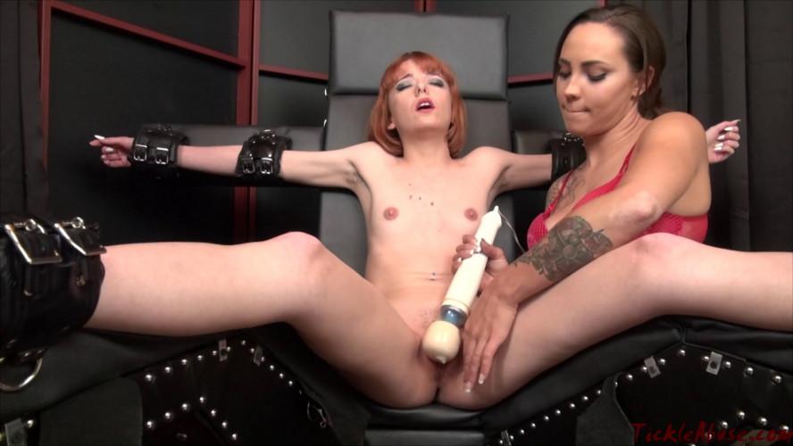 BDSM HD Bdsm Sex Videos Lizzy Ticklish Orgasm