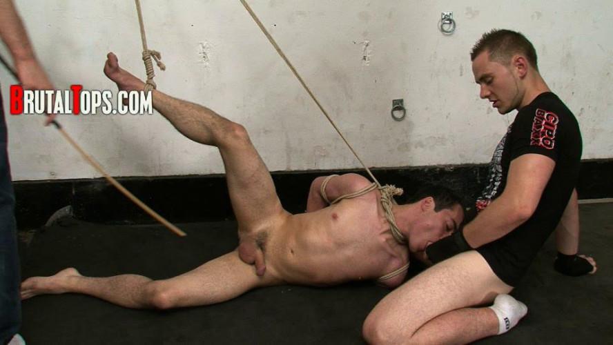Gay BDSM Session 62 - Master Mike & Master Nick