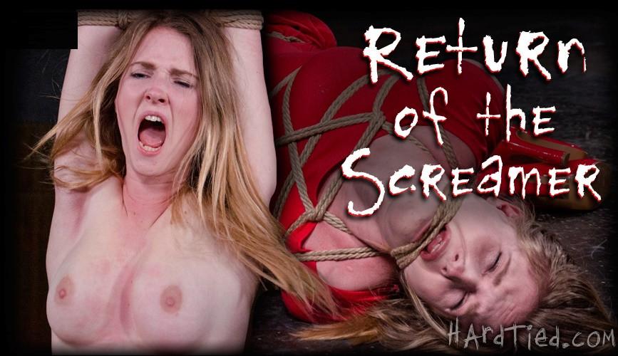 BDSM Return of the Screamer  - Aashley Lane