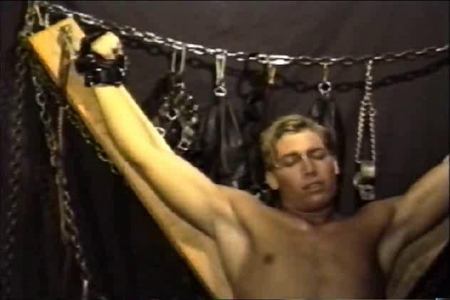 Gay BDSM Grapik Art Productions – Bound To Rise