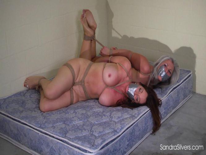 BDSM Sandra Silvers & Rachel Steele