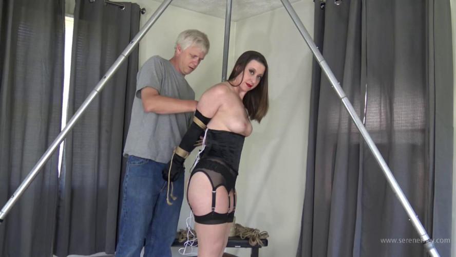 BDSM Serene Isley- Tens Unit Torture