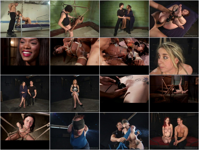BDSM Good Super Excellent Hot Full Collection Fucked and Bound. Part 1.