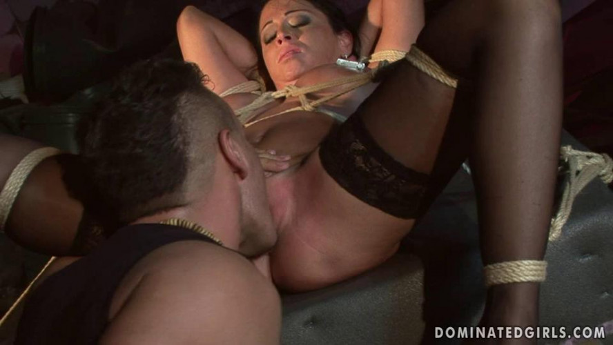 BDSM The delight of cruelty part 3