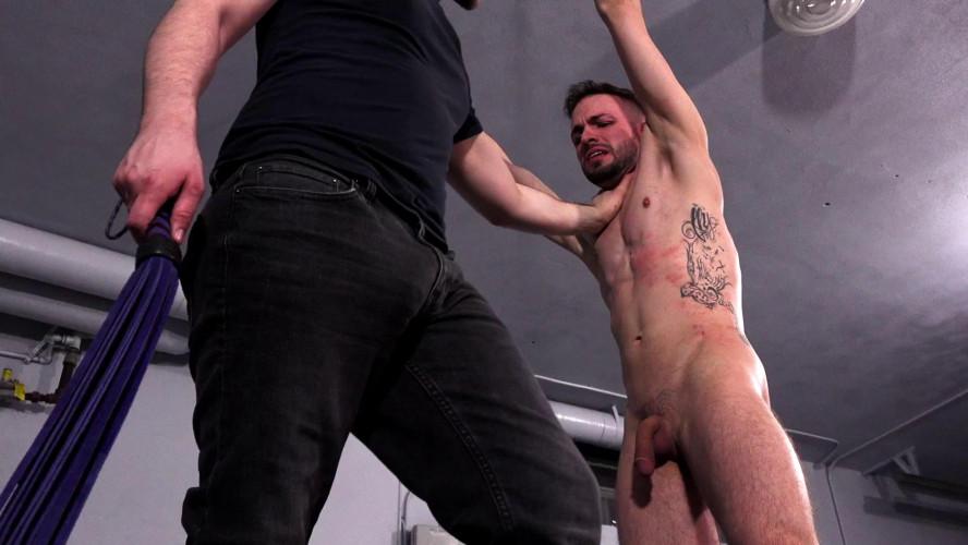 Gay BDSM Noah Evans Boy Delivered