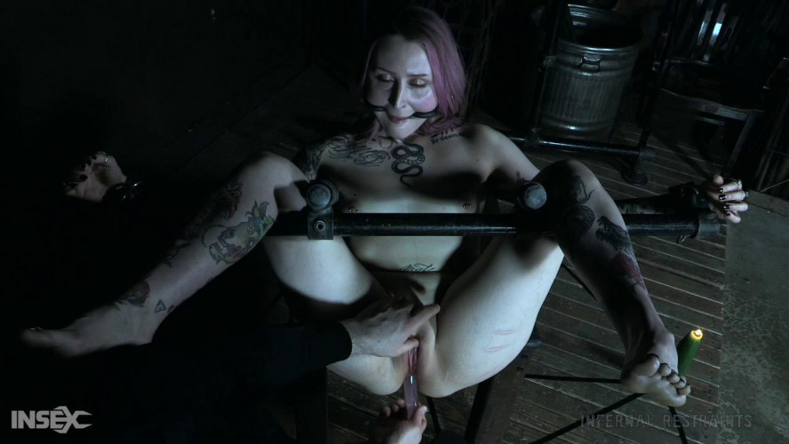 BDSM InfernalRestraints The Summoning - Rose Quartz Apr 10, 2020