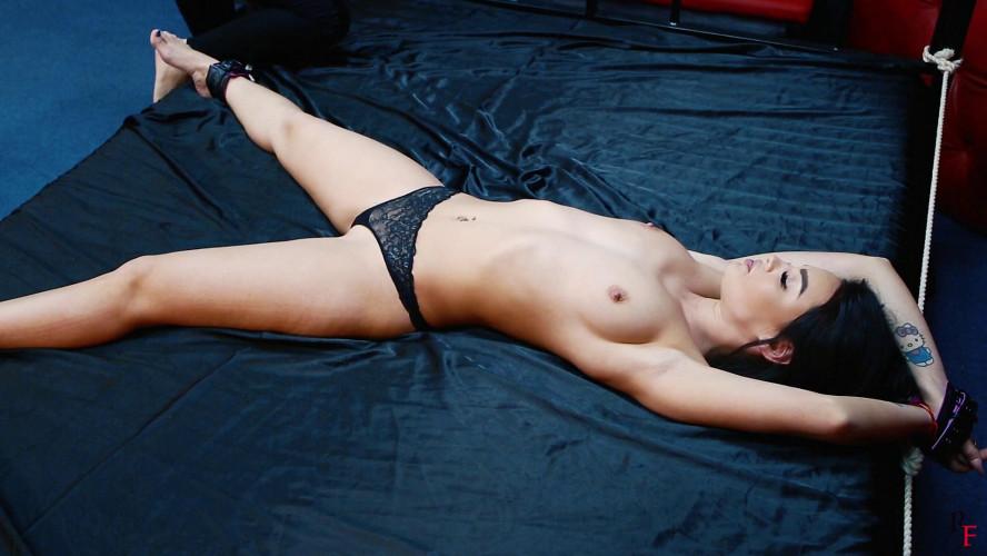 BDSM Russian Fetish Russian Tickling Foot Fetish Bdsm Bondage Part Four