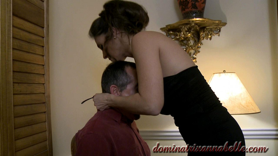 Femdom and Strapon Dominatrix Full Magic Annabelle Perfect Sweet Cool Collection. Part 2.