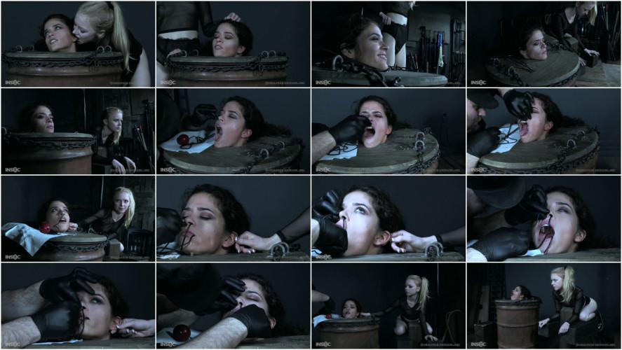 BDSM Victoria Voxxx Enjoys First Extreme Tortures