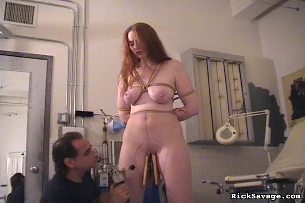 BDSM Pussy Torment part 7 Catherine