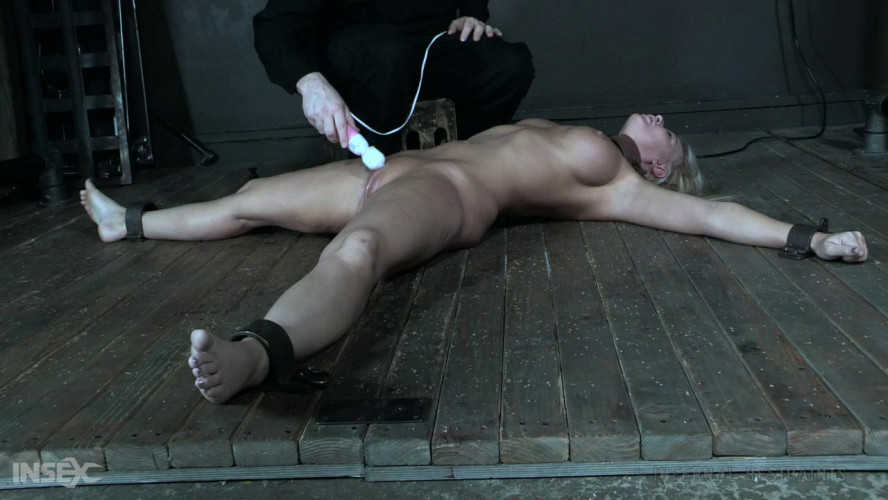 BDSM Pleasure and pain are basically the same thing for London River