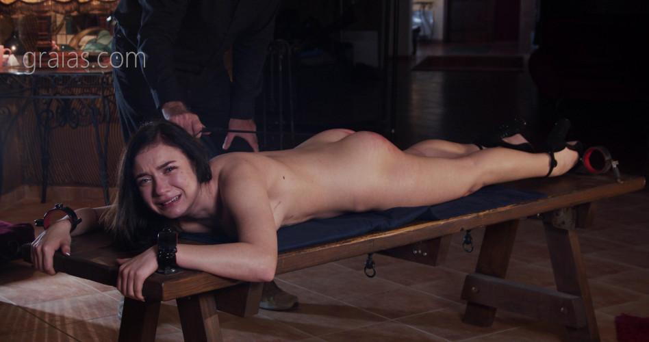 BDSM Kyra - Thorny Path to Salvation - Part 6