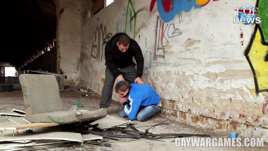Gay BDSM Law and order - part 01