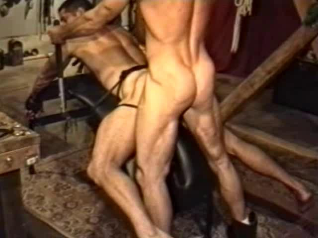 Gay BDSM Soma Submission