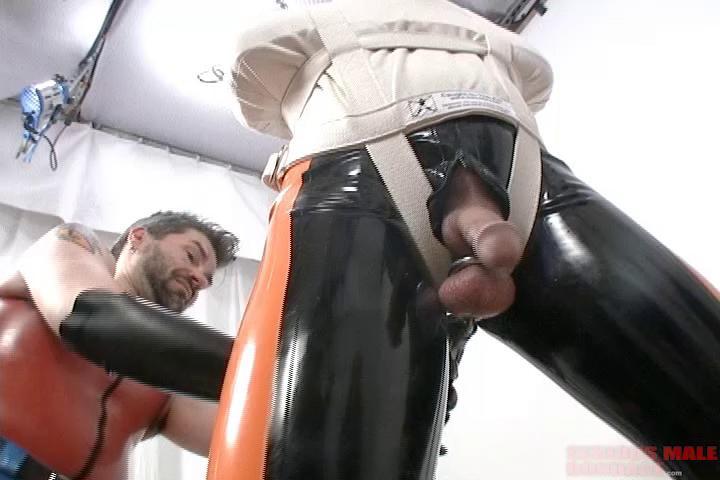 Gay BDSM Suck It Up!