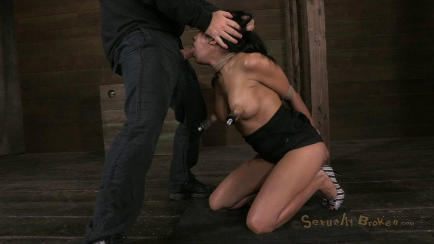 BDSM Hot Cougar Destroyed & Subspaced