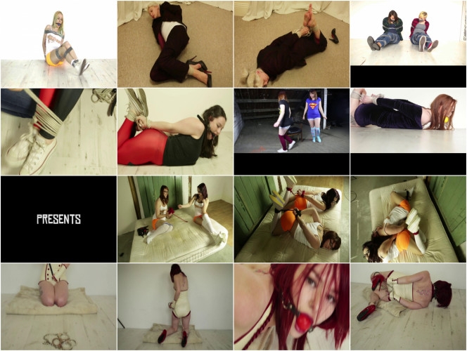 BDSM Perfect The Best For You Mega Collection Alt Girls Bound. Part 3.
