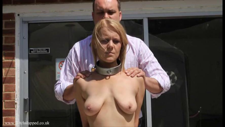 BDSM Hard bondage, domination and torture for hot blonde part1 HD 1080p