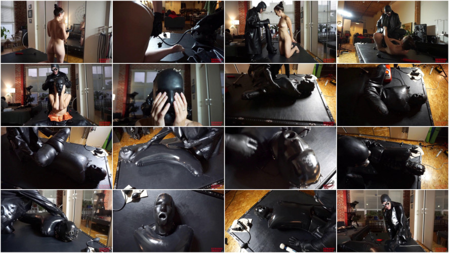 BDSM Latex Rubber Therapy